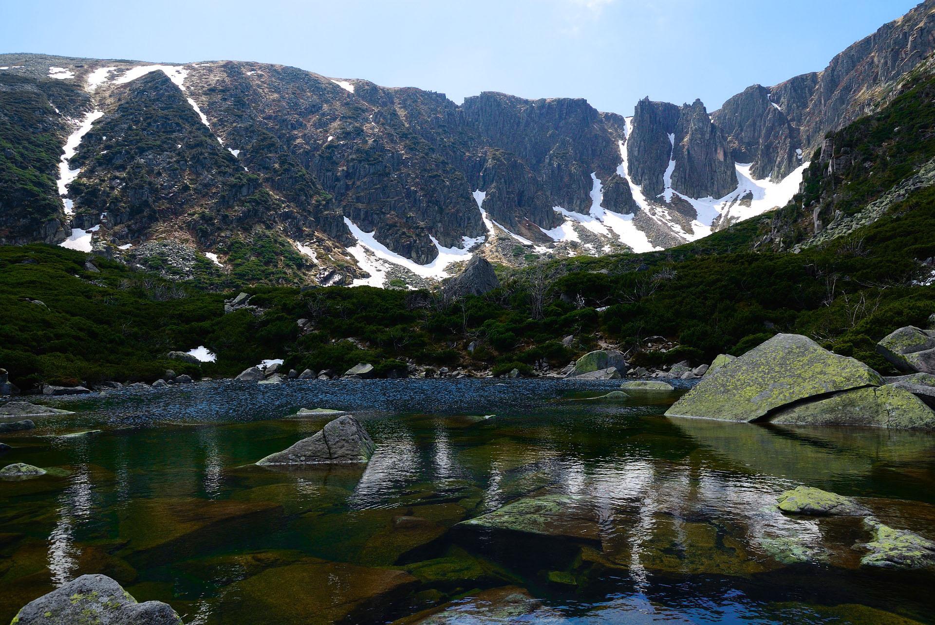 Śnieżne Kotły – Alpejskie Karkonosze